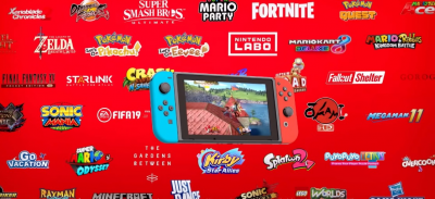 Switch: Nintendo wants to create more original licenses in the future