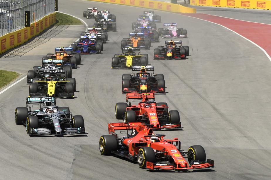 Request compensation |  François Legault worried about losing the Grand Prix