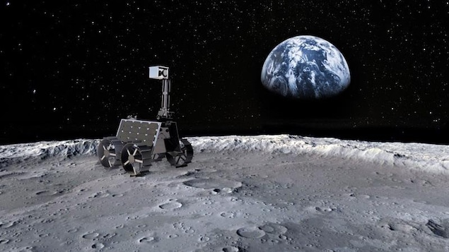 Emirates sends a Rover to the Moon in 2022