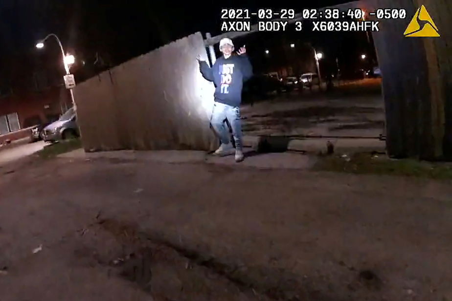 Chicago |  Video of the shooting of a 13-year-old policeman who shocks Americans