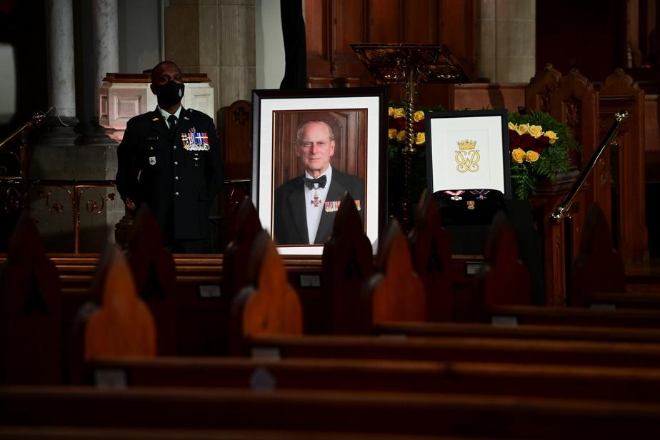 Ottawa |  National ceremony commemorating Prince Philip