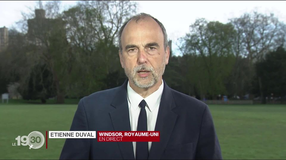 """Etienne Dowell: """"Queen Elizabeth II is very popular in England """" [RTS]"""