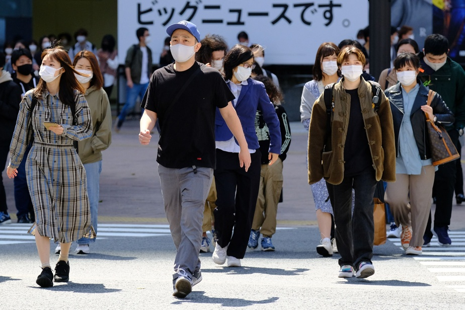 Japan |  The government declares a state of emergency against COVID-19