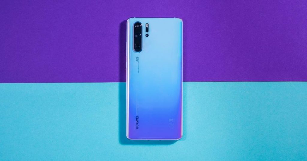 Good deal Huawei P30 Pro: A very nice discount on the premium Huawei model with Google services