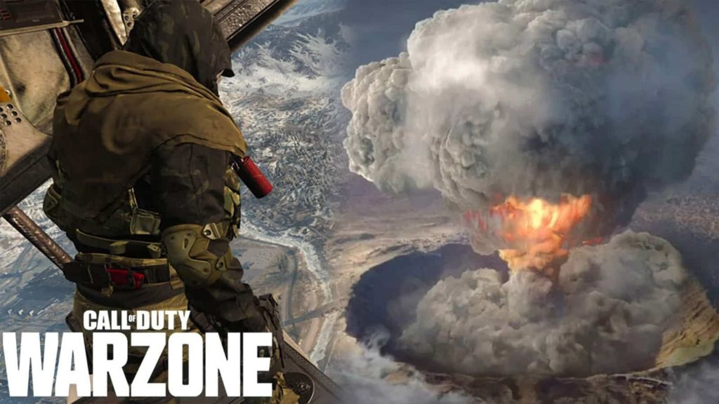The third season of Call of Duty Warzone is available with Verdansk'84
