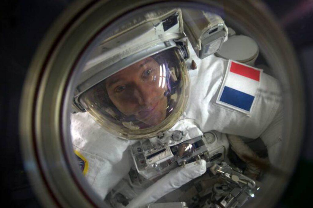 thomas pesquet ESA NASA