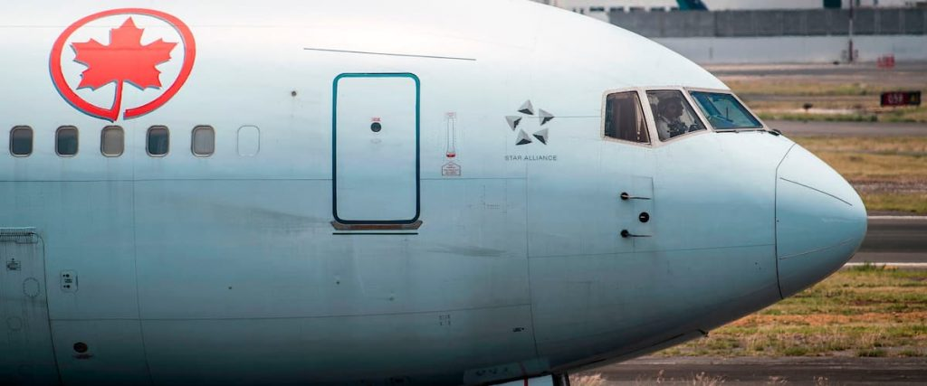 Billions of dollars in assistance from Ottawa to Air Canada