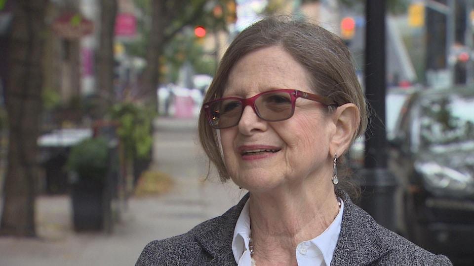 Association of Registered Nurses of Ontario, Chair Doris Grinspoon.
