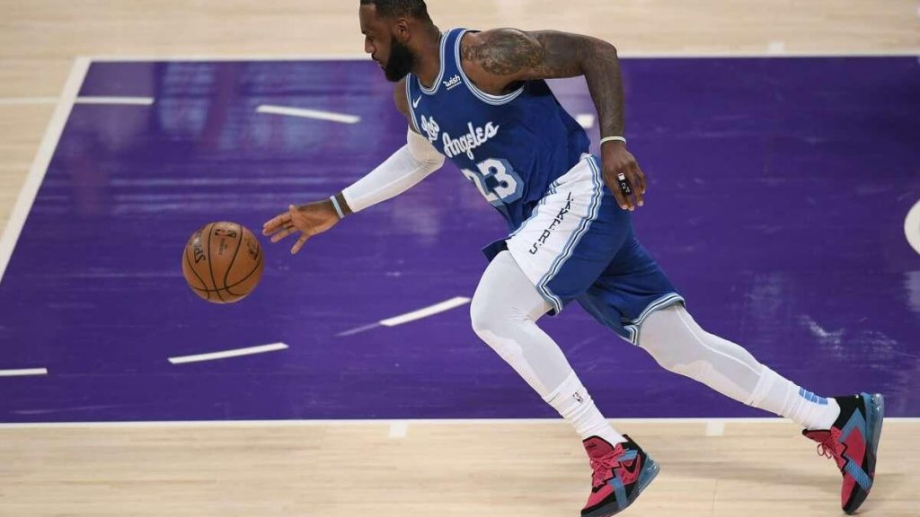 Controversy after tweet from LeBron James