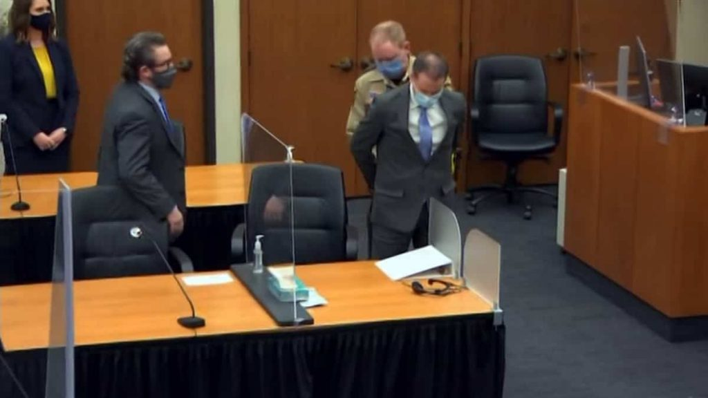 Death of George Floyd: Derek Chauvin is guilty of all three counts