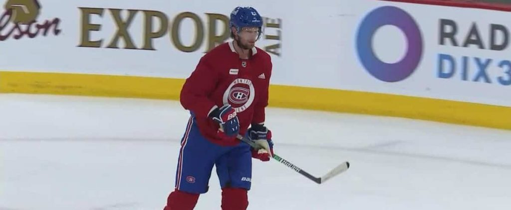 Eric Stahl: A humble season continues in Montreal