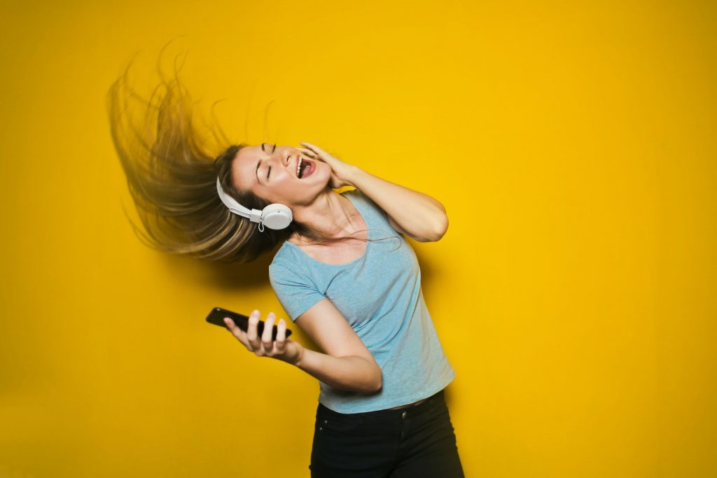 Here are the 10 science-based songs that will make you happy
