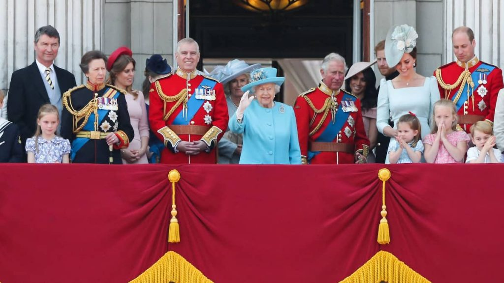 Here are the main guests at Prince Philip's funeral