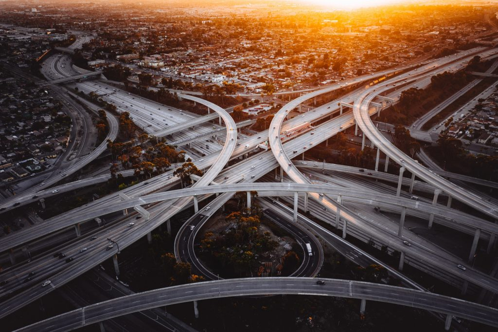 Incredible amount of infrastructure needs in the United States