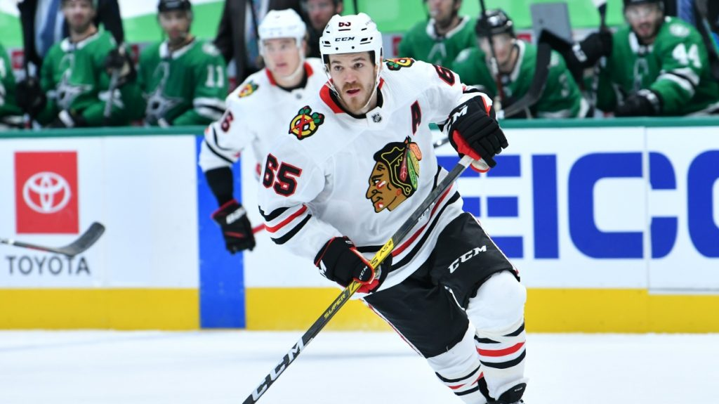 NHL: Andrew Shaw announces the end of his career