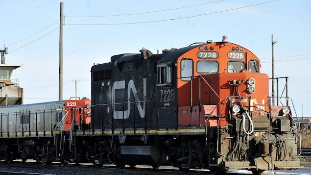 Now it's the Canadian's national turn in wanting Kansas City Southern