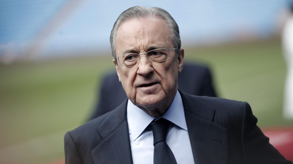 """Perez declares the color: """"If Mbappe doesn't come this summer, nobody will shoot himself."""""""