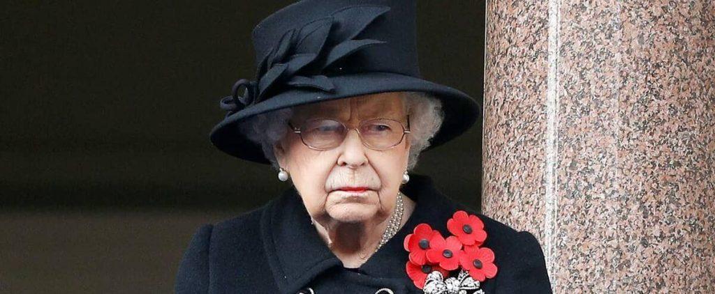Queen Elizabeth II is now facing her fate alone