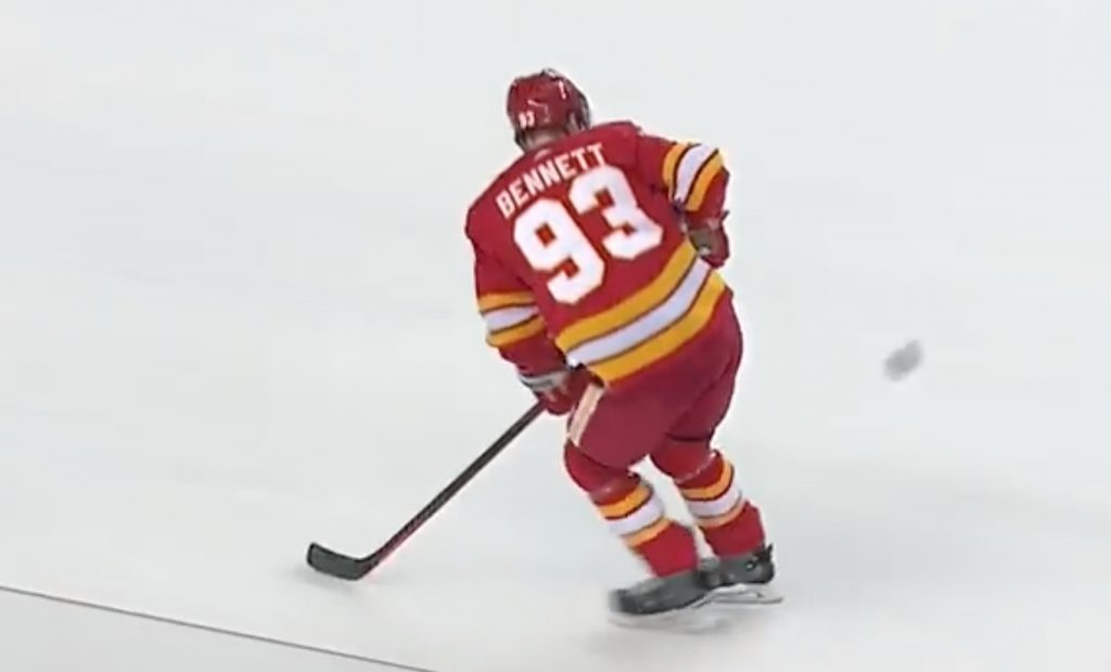 Sam Bennett traded with the Panthers