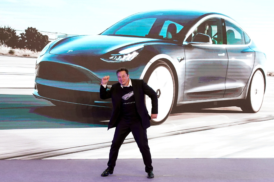 Tesla sales were up 74%, and profits soared