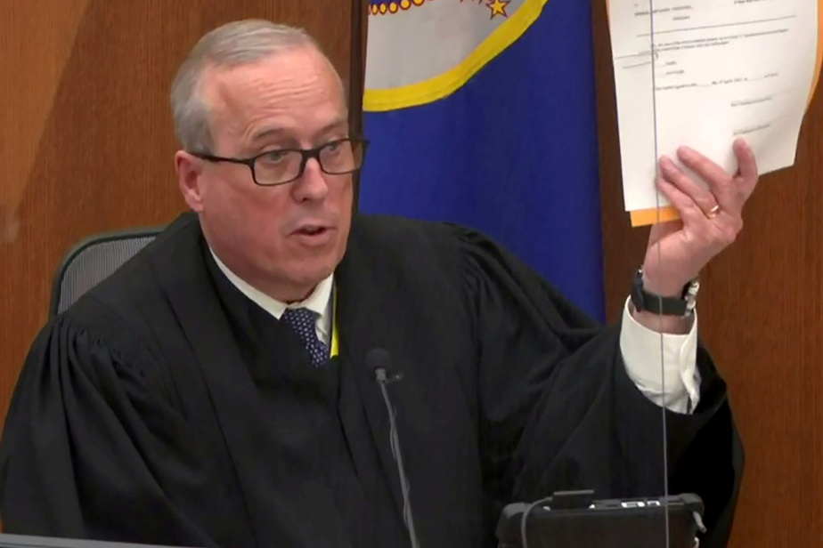 The Derek Chauvin Trial |  The jury withdraws to deliberation
