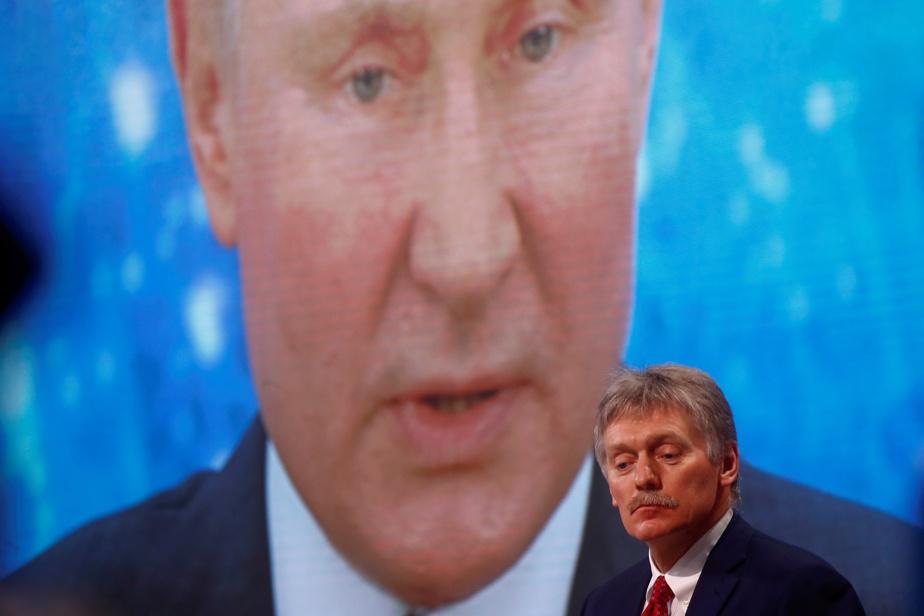 "The Kremlin considers that Biden wants a ""calm"" ""positively."""