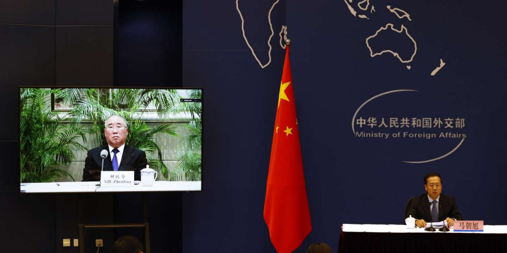 The United States has become a planned victim of China