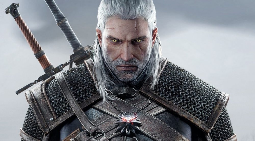 The Witcher 3: An AI imitating Geralt's voice