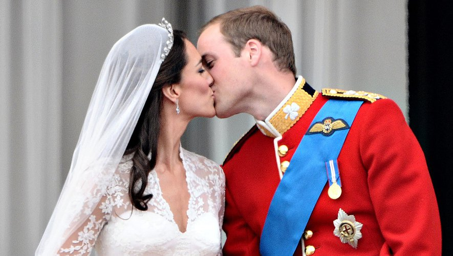 UK: Kate and William celebrated 10 years of marriage