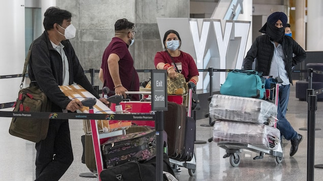 Variables: Banning flights from India and Pakistan for a period of 30 days |  Corona Virus