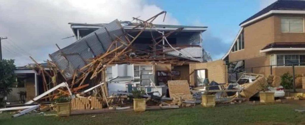 Western Australia was swept away by Hurricane Seroja