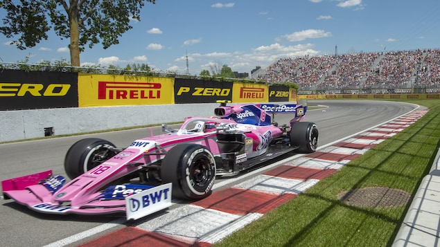 Bell became the promoter of the Canadian F1 Grand Prix
