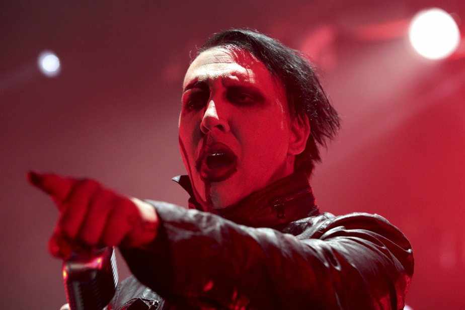 Allegations of Rape and Sexual Misconduct |  Actress My name is Bianco stalking Marilyn Manson
