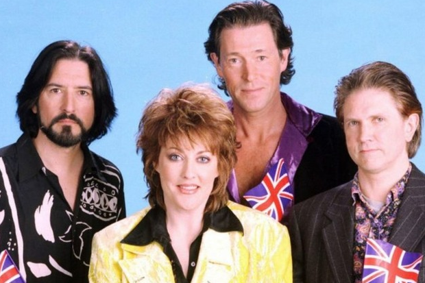 Winners of the UK Eurovision Song Contest