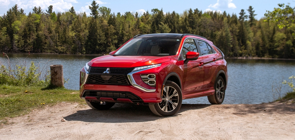 Mitsubishi Eclipse Cross GT 2022: efficiency before excess