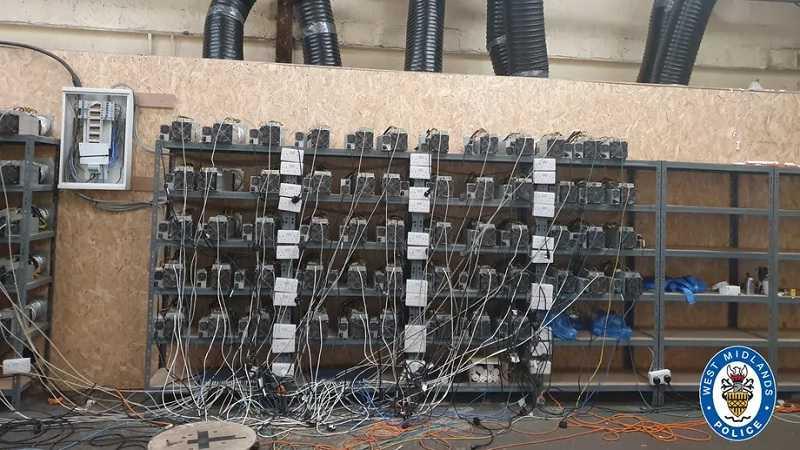 Sistema de mineração de Bitcoins