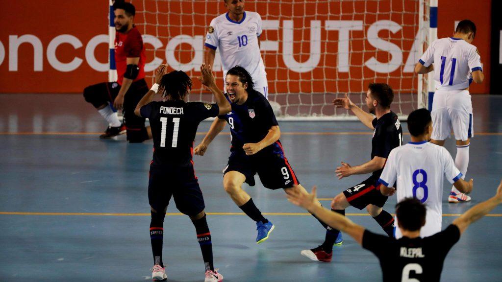 2021 FIFA Futsal World Cup - News - United States, Panama, Costa Rica and Guatemala Book Tickets