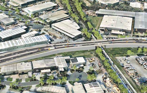$ 86 million road contract for Vinci in Australia