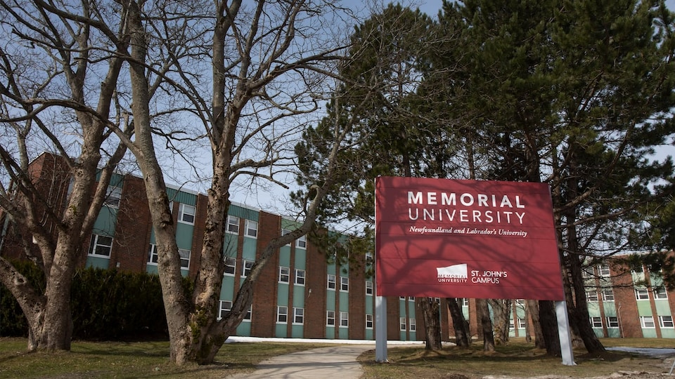 Memorial University Pavilion.