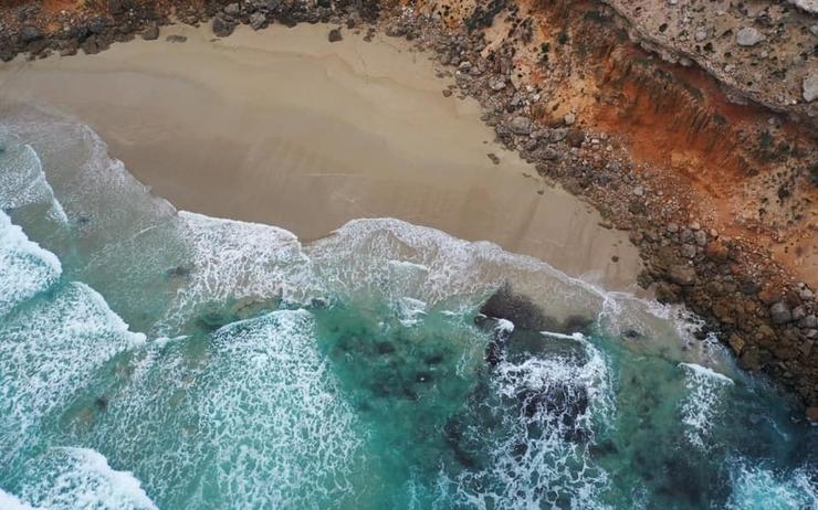 L'océan et la plage