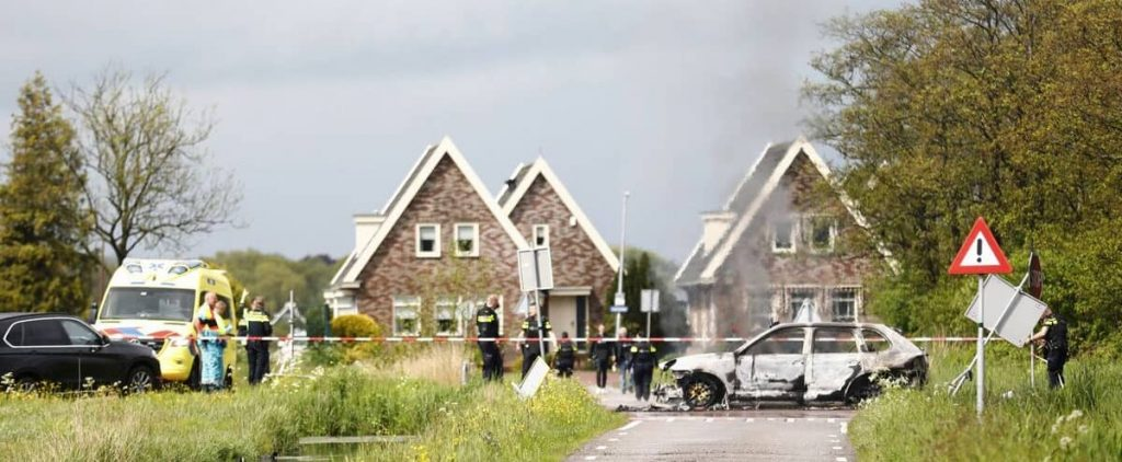 Amsterdam shootout and amazing hunt: 1 dead