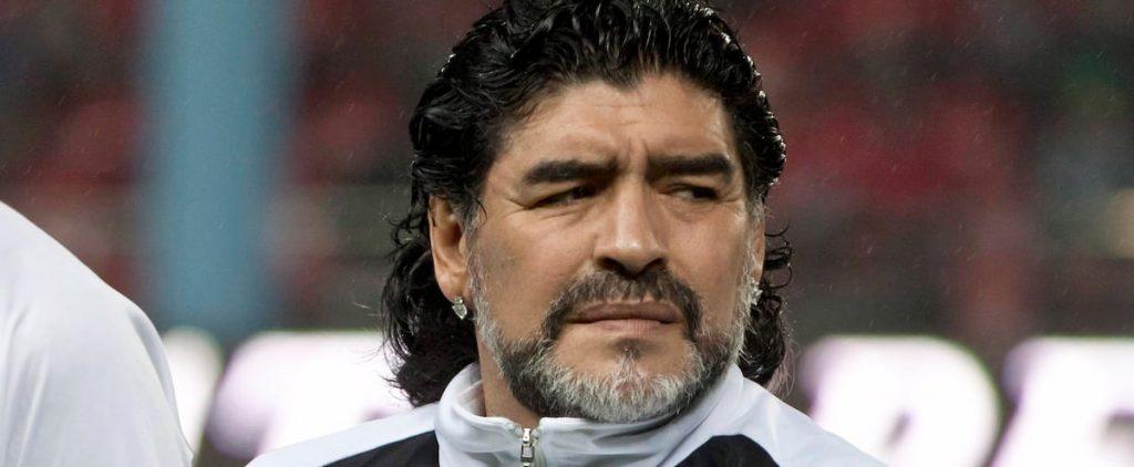 Argentina: Maradona abandons his fate