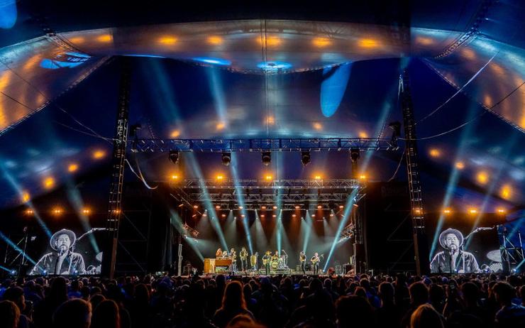 Photo du Bluesfest Byron Bay