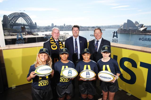 Australia bids to host 2027 World Cup