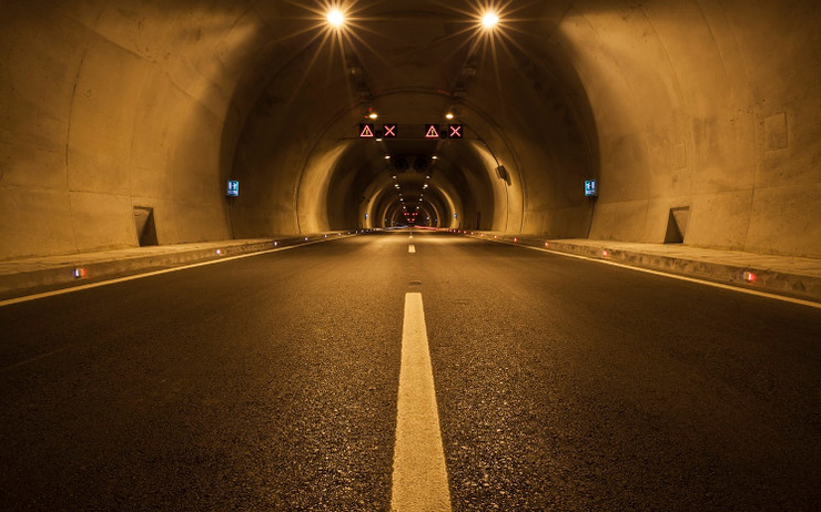 Tunnel projet 2023 Blue Mountains
