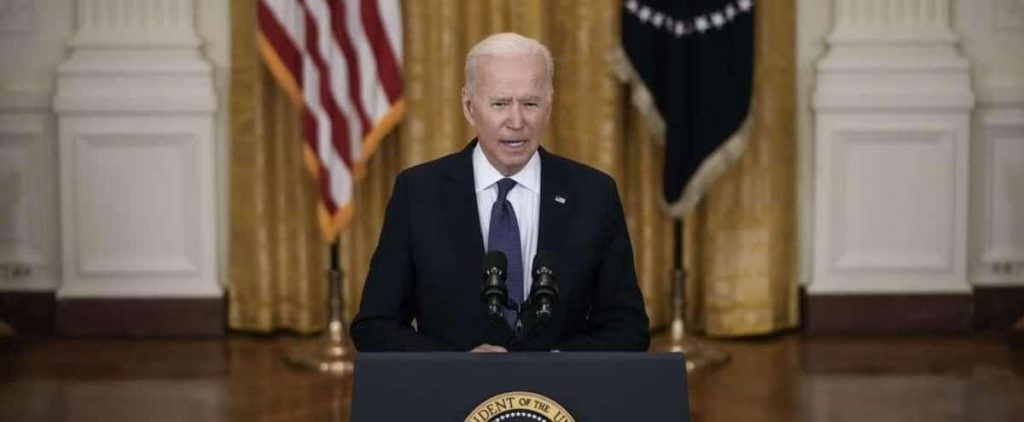Biden faces Republicans in the grip of Trump and his conspiracy theories