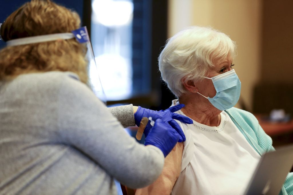 COVID-19: Why do some fully vaccinated people still have the infection    Science    News    the sun