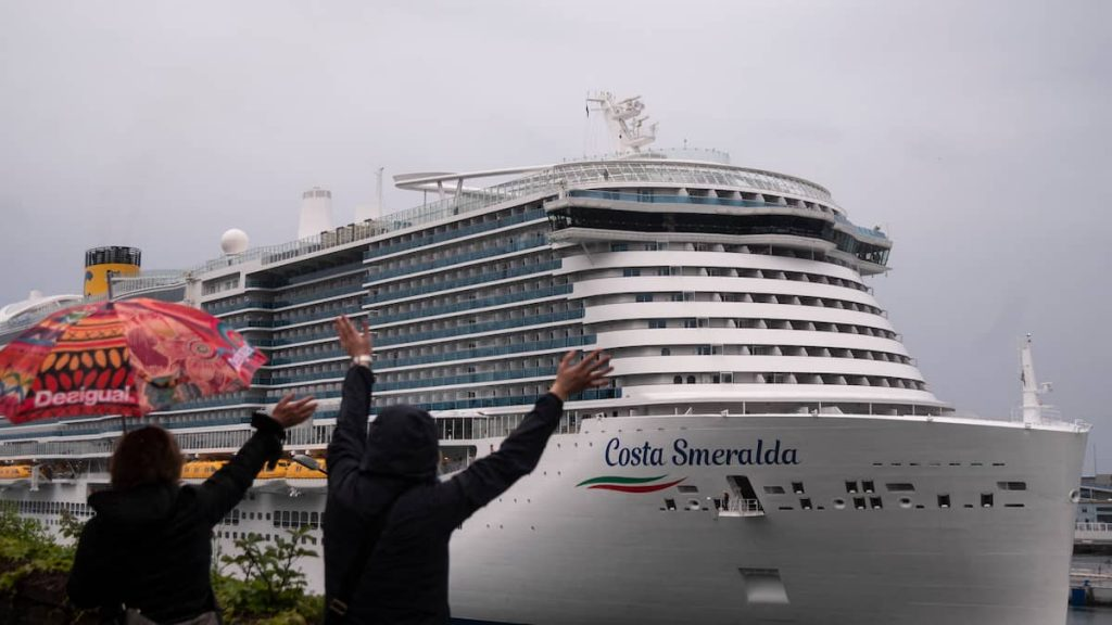 Costa Cruises returns to the sea after a long break due to COVID