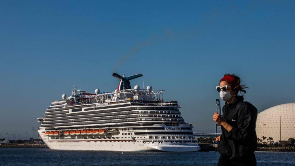 Cruise passengers will return to sea in the US in July / August