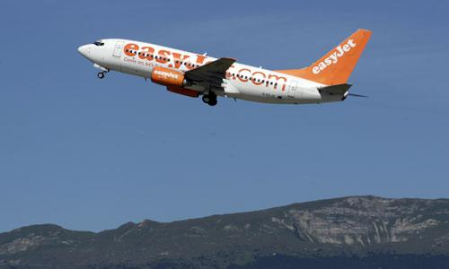 EasyJet increases capacity from UK to 'green' locations